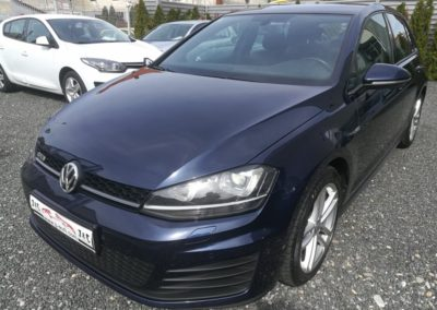 VW Golf VII GTD automatik (1)