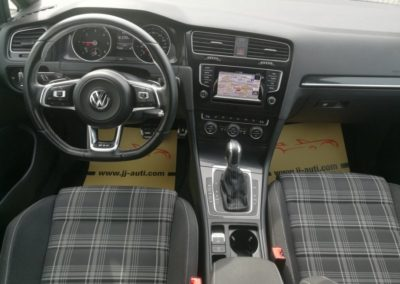 VW Golf VII GTD automatik (10)