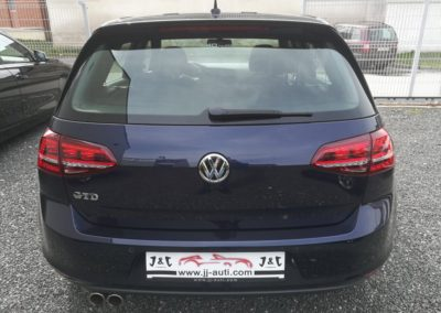 VW Golf VII GTD automatik (7)