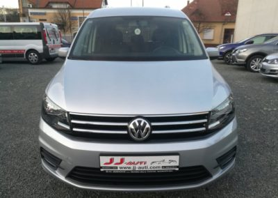 VW Caddy 2,0 TDI Comfortline N-1 (2)