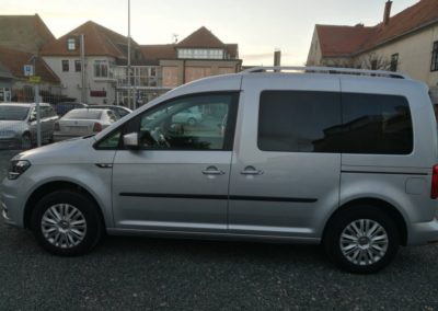 VW Caddy 2,0 TDI Comfortline N-1 (5)