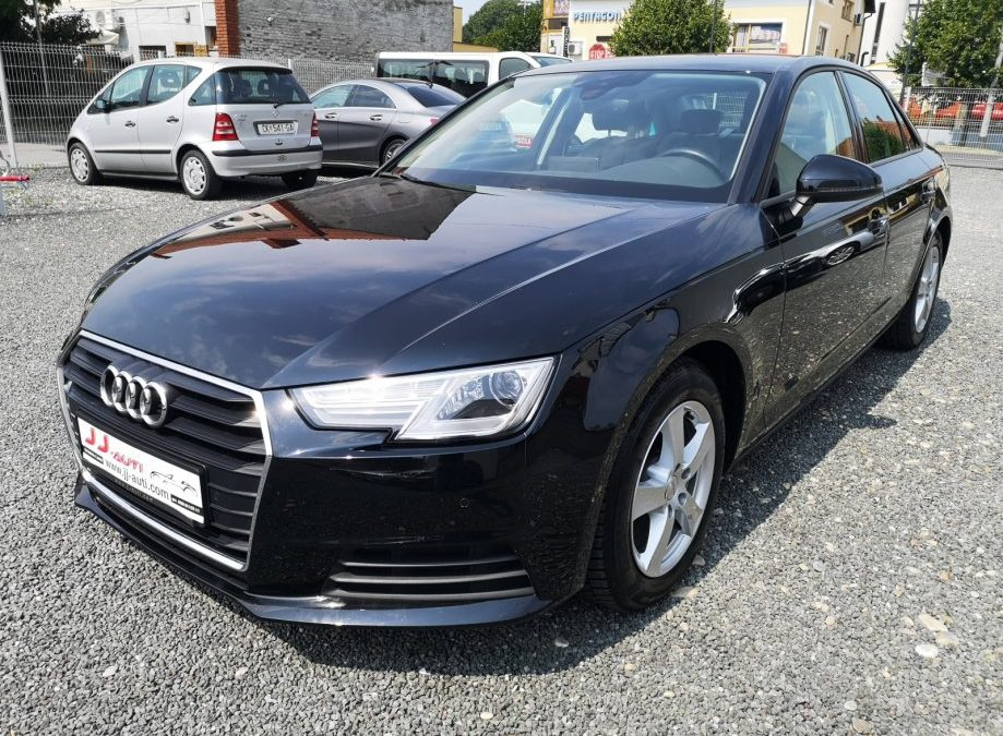 Audi A4 2,0 TDI Ultra Virtual Cockpit – 20.500 EUR