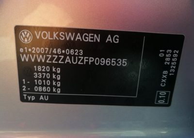 VW Golf VII 1,6 TDI BMT HIGHLINE (18)