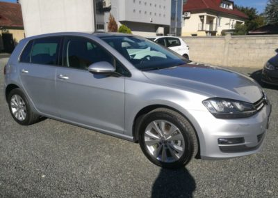 VW Golf VII 1,6 TDI BMT HIGHLINE (7)