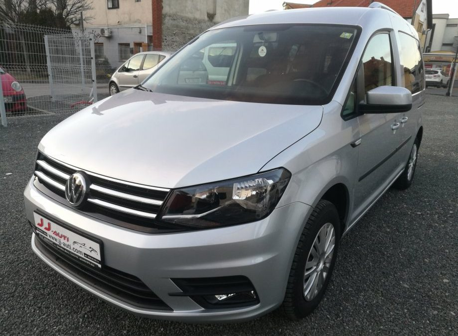 VW Caddy 2,0 TDI Comfortline N-1 – 23.300 EUR