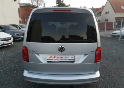 VW Caddy 2,0 TDI Comfortline N-1 (7)